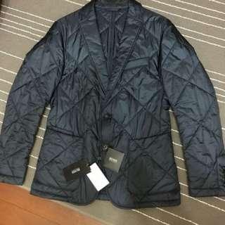 全新 Hugo Boss 羽絨 西裝 外套 夾克 44號....免運費  1