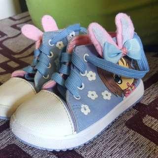 Rabbit cartoon shoes
