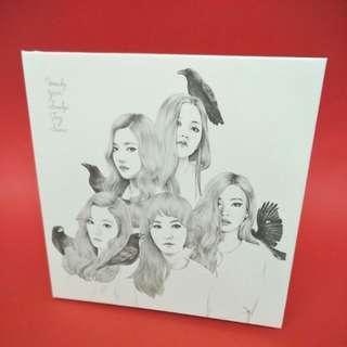 Official Red Velvet 1st Mini Album Automatic Version (oop)