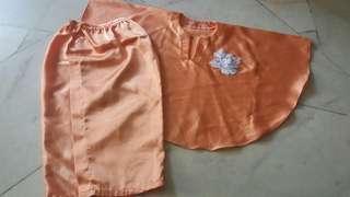 Baju Kurung Batwing