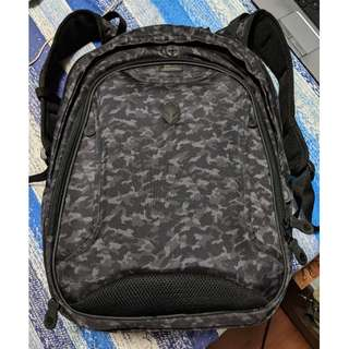 """Selling: Alienware 17.3"""" Orion Camouflage Tactical Laptop Backpack"""