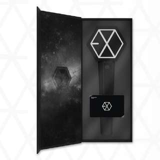 EXO OFFICIAL LIGHT STICK READY STOCK