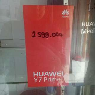 Huawei Y7 Prime...open kredit