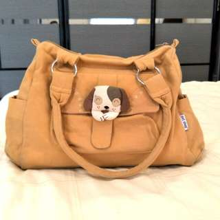 Original Pet Shop Handbag (Khakis)