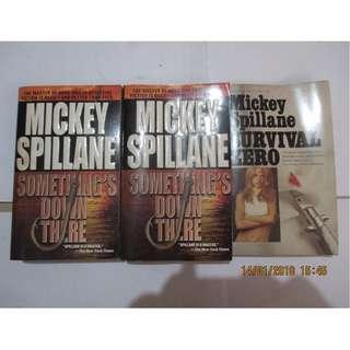 Michael Spillane, Paperbacks, Pre-loved Book,Books,Softbound