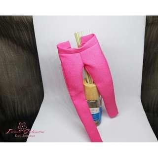 Formal Skinny Hot Pink Pants Barbie Pants