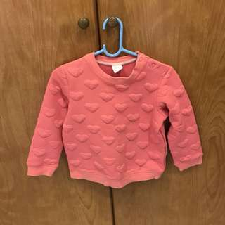 H&M Sweater for Toddler