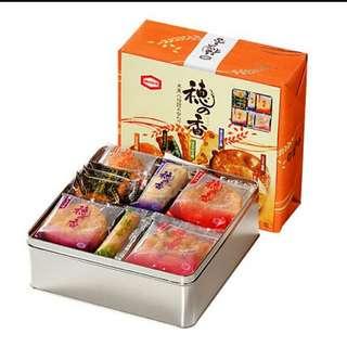 龜田製果 米果禮盒 送禮自用兩相宜