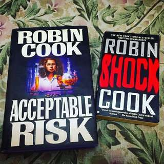 📘 Robin Cook Books 📕