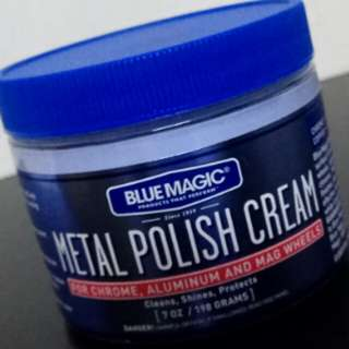 (BN) 7oz BlueMagic® Metal Polish Cream (ZE2L3KGB1T)