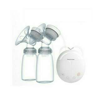 🎉 FREE POSTAGE SM 🎉 DOUBLE BREAST PUMP REAL BUBEE 📢
