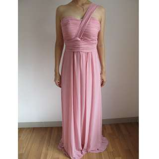 Athena Long Dress
