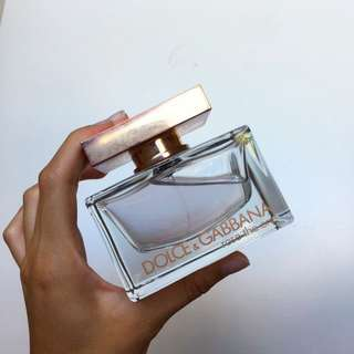 D&G Rose The One EDP (75ml)