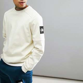 The North Face Fine2 Sweater Off white