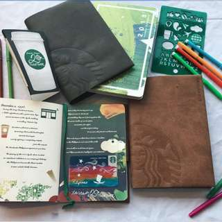 Starbucks Planner 2018 (brown)
