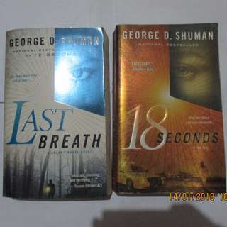 George Shuman, Paperbacks, Pre-loved Book, Books, Softbound