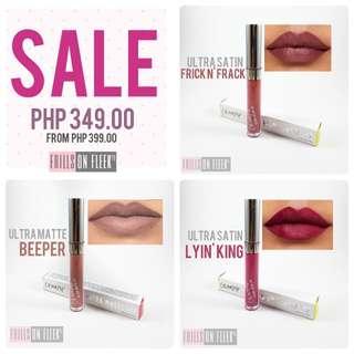 SALE! Brand new Authentic Colourpop Liquid Lippies