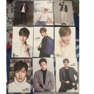 Lee Minho Postcard