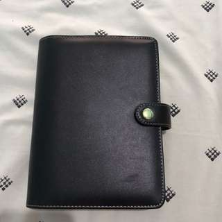 Recollections Personal Planner in Black