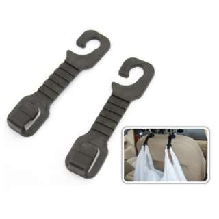 Multi-function Auto Seat Hanger/Seat Hook with bottle holder