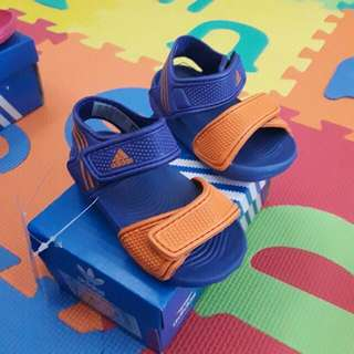 Sandal Adidas with box Rm20