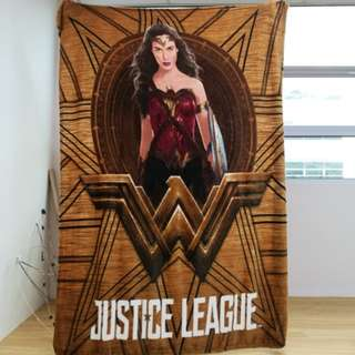 Gal Gadot(Wonder Woman) flannel blanket