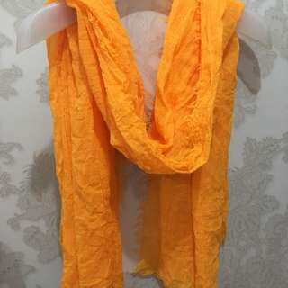 Shar orange msh baru
