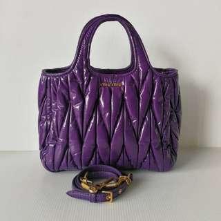 Authentic Miu Miu Bag