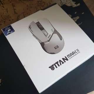 Xenics Creative Titan Mark II Gaming Mouse