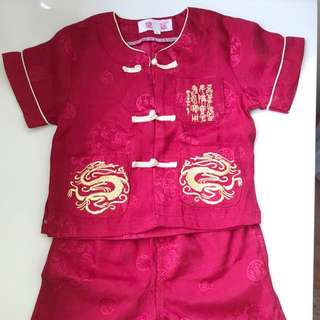 Chinese New Year Traditional Costume (CNY)