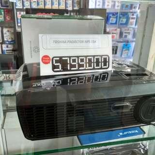 Toshiba Projector NPS 15A Bisa dicicil tanpa kartu kredit Proses cepat