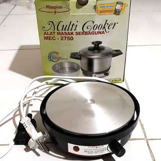 Multi Cooker Maspion