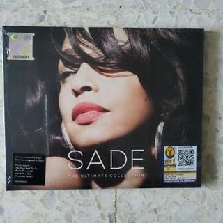 Sade ultimate collection 2CD+1DVD
