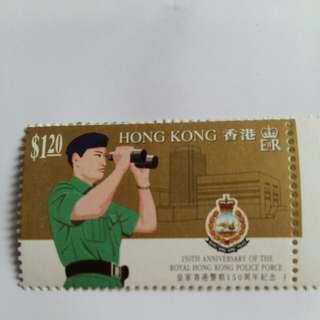 香港警察150週年