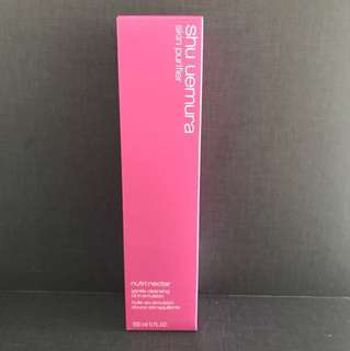 Shu Uemura skin purifier gentle cleansing oil in emulsion