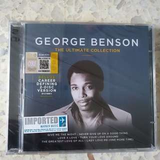 George Benson Ultimate Collection 2CD(FULLY REMASTERED)