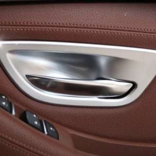 BMW F10 metallic finishing door trim