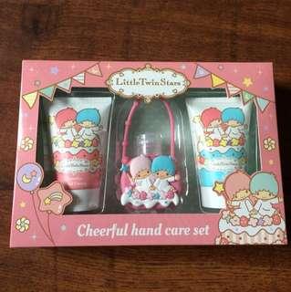Little Twin Star handcare set