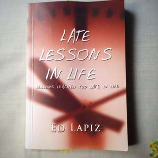 FREE Late Lessons in Life