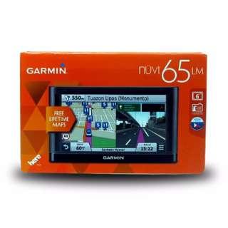 Garmin Nuvi65Lm GPS System