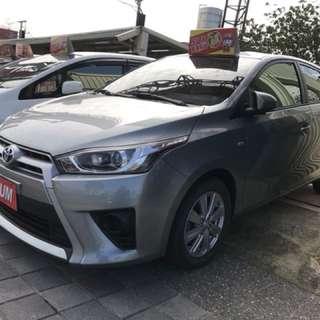Toyota yaris大鴨鴨 美車❤️動了嗎