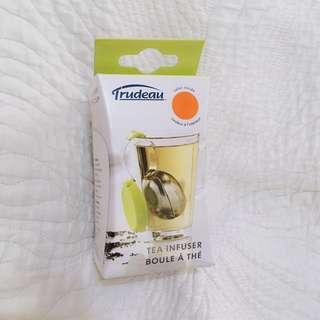 🚚 濾茶器(橘)