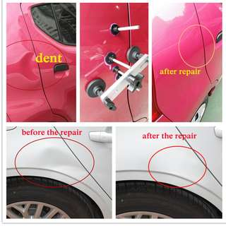 Car Dent and Repair Service
