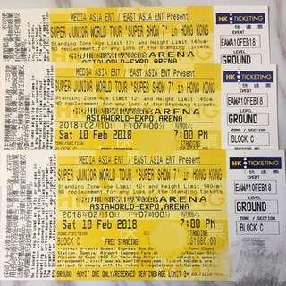 superjunior 香港演唱會 super show 7