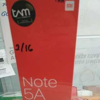 Xiaomi Note 5A kredit tanpa CC Proses 30menit