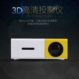 Super mini projector迷你放映机