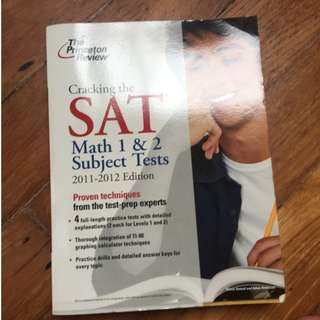 SAT Math subject test practice