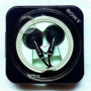 SONY Ear Piece in Winding Box