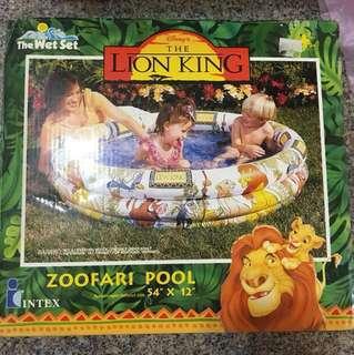 Lion King Safari Theme Pool