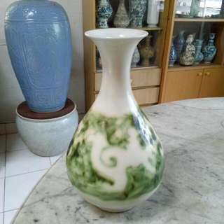 Ceramic Porcelain Vase Antique Antik 138